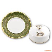 Масленка для масла круглая Reichenbach Butter Dish Round, на 250 г