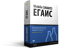 Mobile SMARTS: ЕГАИС Версия для простых терминалов сбора данных БЕЗ CheckMark 2 (Клеверенс Софт)