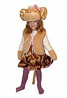 Карнавальный костюм для девочки Обезьянка