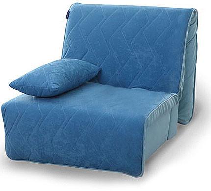 Акварель 0,9 синий купить кресло кровать