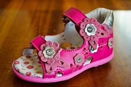"""Детская обувь, босоножки """"Саlorie"""" в наличии на девочку 21р"""