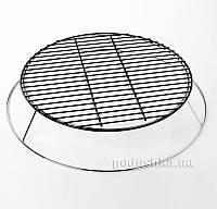 Круглая решетка для барбекю 400мм комплекс баня беседка барбекю