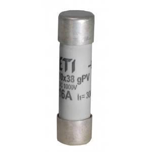 Плавкий предохранитель CH 10x38 gPV 10A 1000V (10kA) 2625105