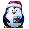 Новогодний пингвин  шоколад 60г