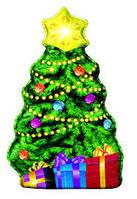 Новогодняя елка  шоколад 80г