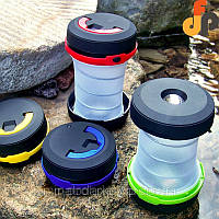 Портативный фонарь для отдыха на природе LED Flashlight Lantern N197