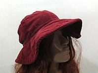 Шляпка вельветовая  VROOM DRESSMAN, 57 см