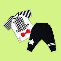 Стильный детский костюм Для Мальчика 122см