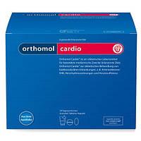 Ортомол Кардио - капсулы + порошок + таблетки (30 дней)  Orthomol Cardio