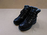 Зимние ботинки на меху для мальчика