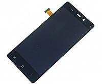Дисплей (LCD) Fly iQ453 Quad Luminor FHD/ BLU L240A Life Pure/ L240I/  с сенсором черный