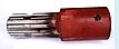 Переходник карданного вала 6*8  (втулка 6, валик 8) Украина, фото 2