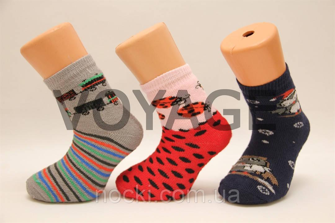 Детские носки махровые для малышей Стиль люкс
