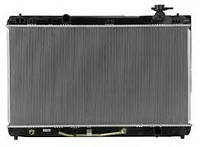 Радиатор охлаждения Toyota Camry v40 2.4 автомат 16400-28630