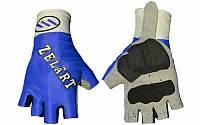 Перчатки атлетические с фиксатором