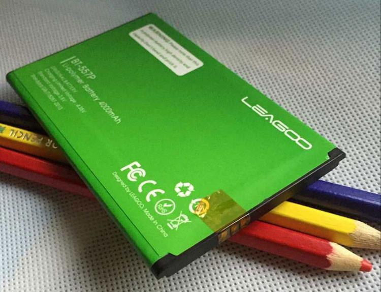 LEAGOO Elite 5 аккумулятор Original  4000mAh