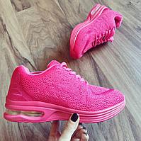 Женские Розовые кроссовки Nike Pink 39размеры