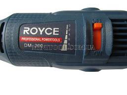 Бормашина (гравер) ROYCE DM-300, фото 3