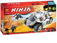 "Конструктор Bela Ninja 10523 (аналог Lego Ninjago 70588) ""Внедорожник титанового ниндзя"" - Нинзяго"