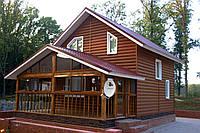Строительство каркасных домов - дома из СИП панелей