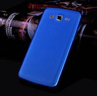 Чехол силиконовый для Samsung Galaxy Grand 2 Duos (G7102) blue