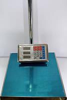 Торговые весы ACS 100 кг 30х40 Fold, 7 ячеек памяти, установка цены, подсветка, суммирование покупок