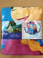 Флисовые пледы Frozen от Disney 120/150 р.