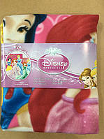 Флисовые пледы Princess от Disney 120/150 р.