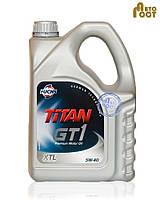 Масло моторное Titan GT1 5W-40 4л. (600756277)