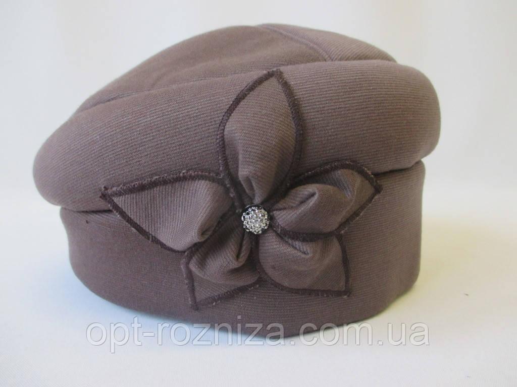 Теплые шапочки для женщин.