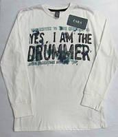 Детские футболки для мальчиков Zara (Испания)
