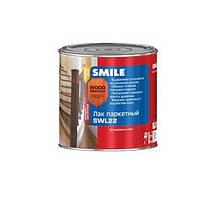 Лак паркетный Smile SWL-22 глянцевый 0,75 л