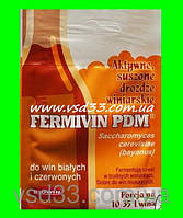"""Винные дрожжи Fermivin PDM """"Biowin""""(Польша)"""