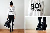 Свитшот женский с принтом Boy London | Кофта