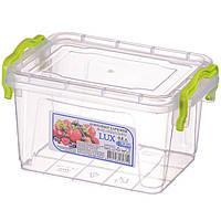 Контейнер пищевой Lux №2 (0.8 л) [ 8.98 грн х 152 шт ]