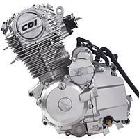 Двигатель мотоцикл Viper СВ-200 см3 в сборе