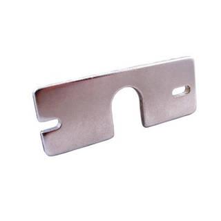 Алюминиевая пластина, планка для крепления хотэнда