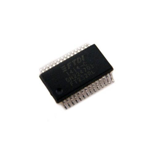 Преобразователь USB – UART FT232RL в SSOP28