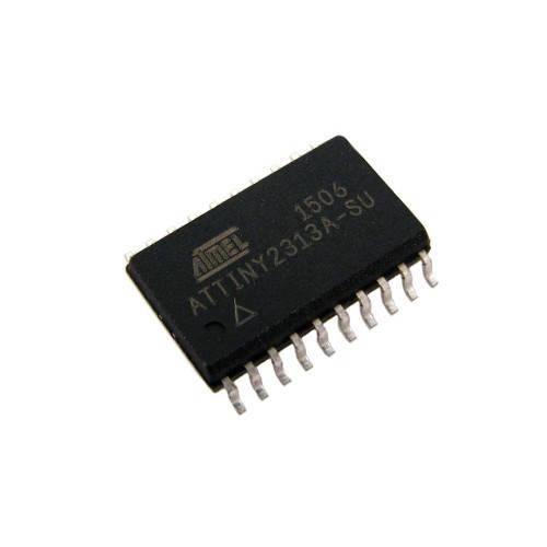 5х Чип ATTINY2313A-SU, SOP20, микроконтроллер