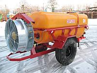 Опрыскиватель вентиляторный прицепной ОВП-2000. макс. 20 атм.