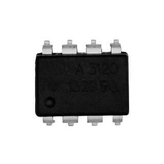 10х Чип HCPL-3120, A 3120 оптрон, логический выход