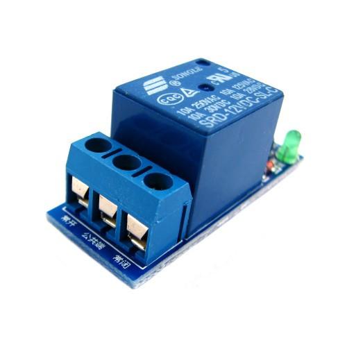 1-канальный модуль реле 12V для микроконтроллера