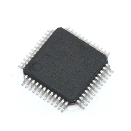 Микроконтроллер STM32F103C8T6 STM32F103 в LQFN48, 16 бит 72 МГц