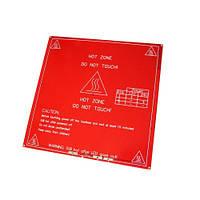 Нагревательная платформа MK2b для 3D-принтера12/24В двусторонняя