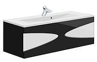 Тумба для ванной  Маранелло под умывальник Jody 80 система пуш