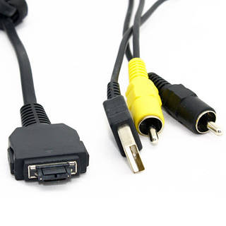 USB AV кабель Sony DSC-W200 T50 H7 P150 h32