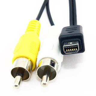 USB AV кабель Olympus CB-AVC3 FE-130 1200 7000 h66