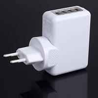 Award зарядное устройство USB 5V 2.1A на 4 USB порта