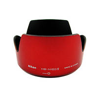 Красная бленда HB-N103II для Nikon 30-110mm f3.8-5.6