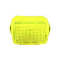 Рассеиватель диффузор вспышки Nikon SB900 желтый